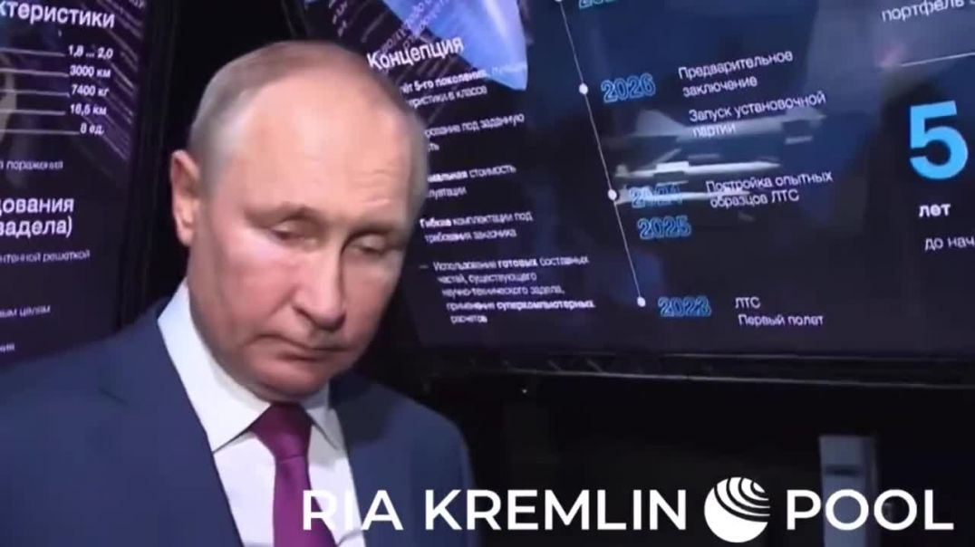 Պուտինը ծանոթացել է Checkmate ռուսական նոր կործանիչի հնարավորություններին. տեսանյութ