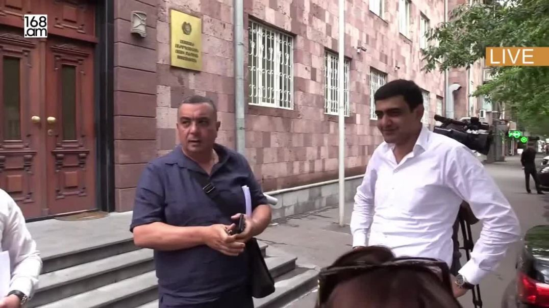 Առուշ Առուշանյանը և նրա փաստաբանը՝ Առուշանյանին առաջադրված մեղադրանքի մասին