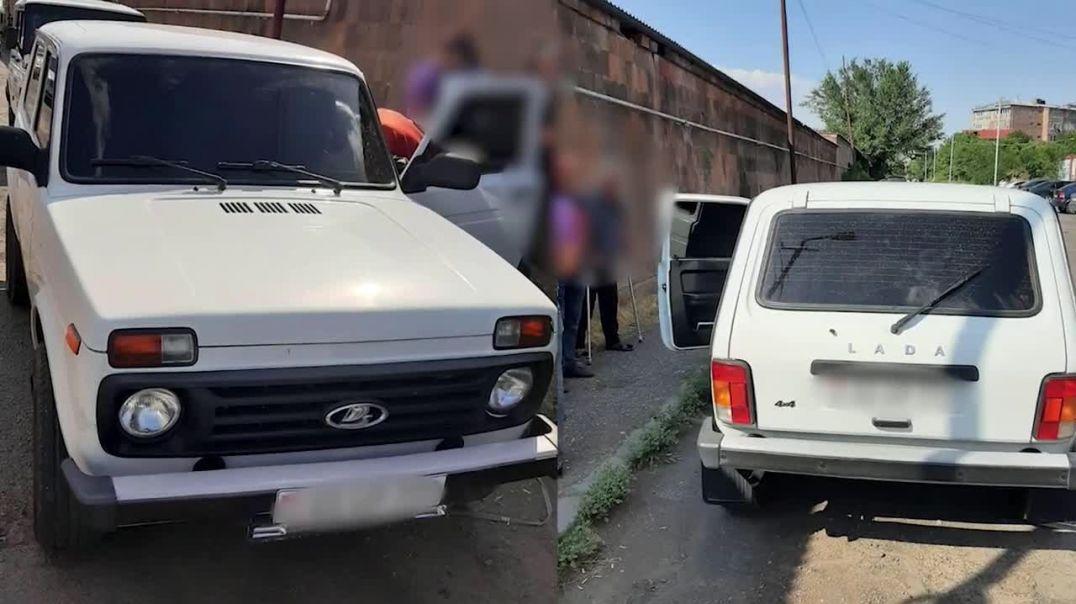 Նաիրիի ոստիկանները բացահայտել են Քասախում կատարված խուլիգանությունը․ ինքնաձիգը հայտնաբերվել է