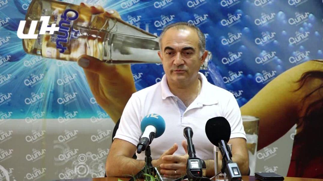 Թշնամին իր բերանով ասում է՝ Երևանն է գինը