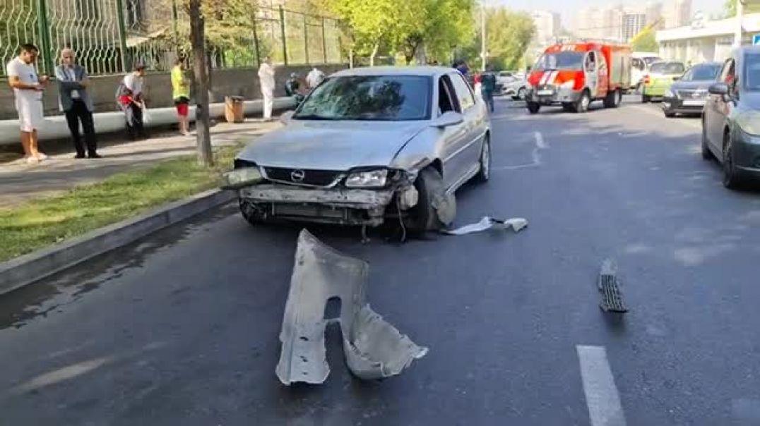 Վրաերթ՝ Բաբաջանյան փողոցում