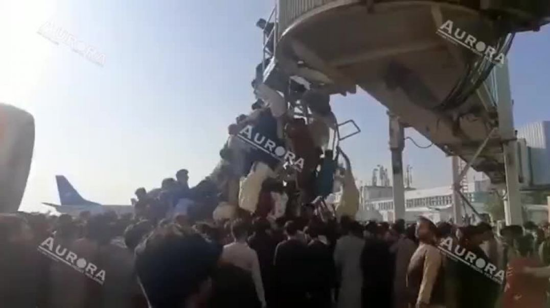 ՏԵՍԱՆՅՈՒԹ. Մարդիկ ամեն գնով փորձում են փախչել Աֆղանստանից