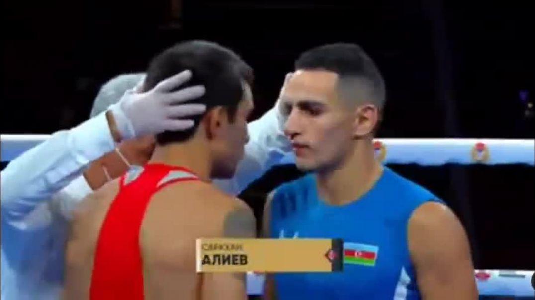 Հայ բռնցքամարտիկը հաղթել է ադրբեջանցուն