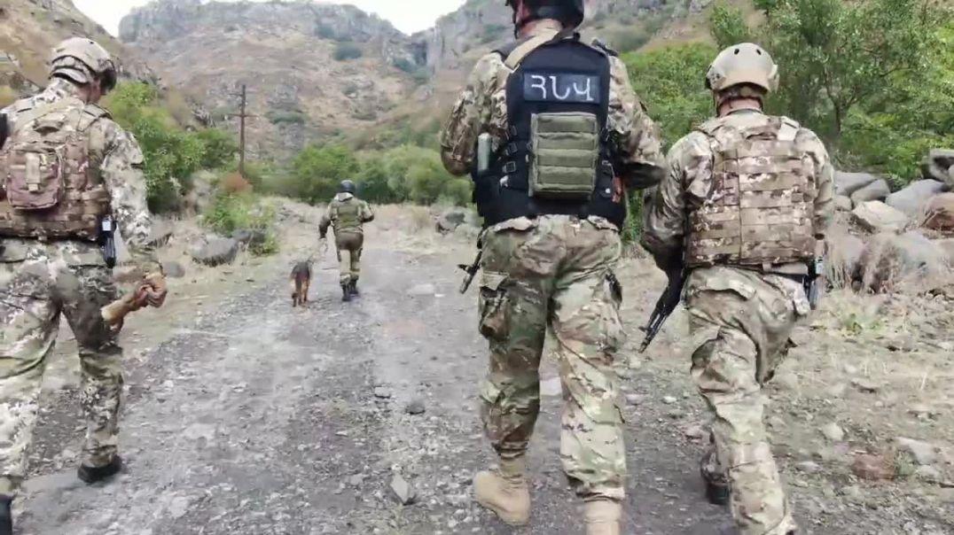 Հայաստանում անցկացվել է «ԳՌՈՄ-2021» զորավարժությունը
