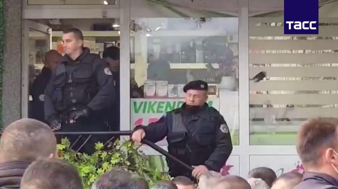 Ոստիկանությունը կրակ է բացել  ցուցարարների վրա